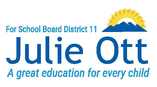 Elect Julie Ott
